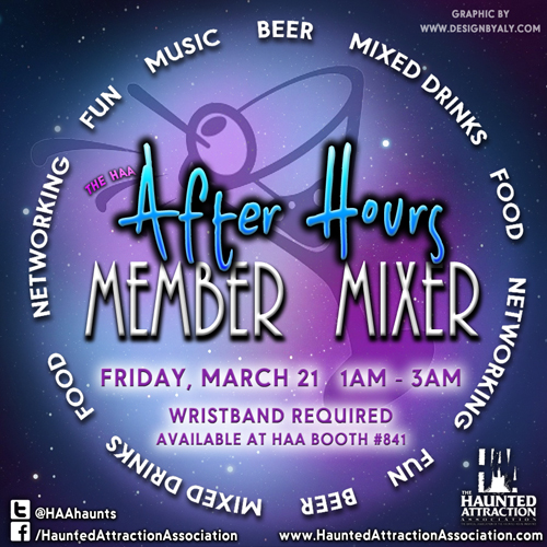 Member Mixer Graphic